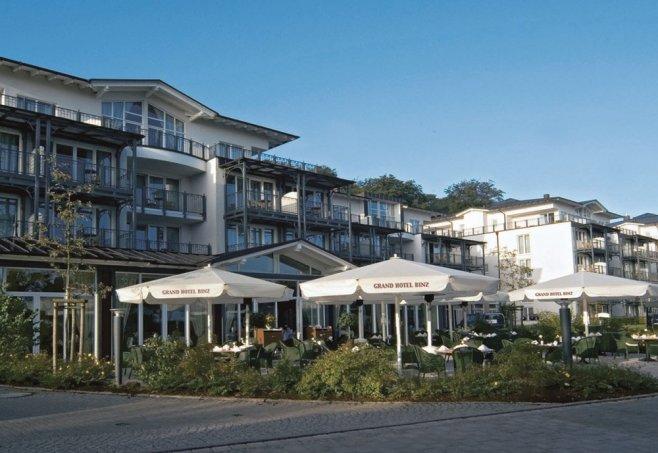 Grand Hotel Binz Bewertung