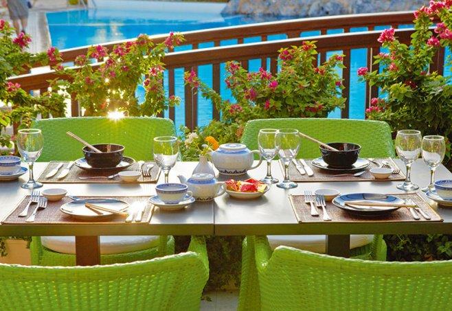 Grecotel Marine Palace In Panormo Kreta Familienhotel