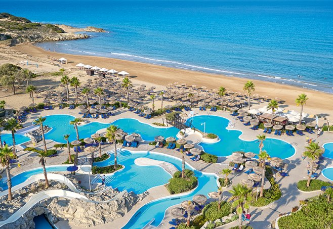 Grecotel olympia oasis in kyllini griechisches festland for Top hotels griechenland
