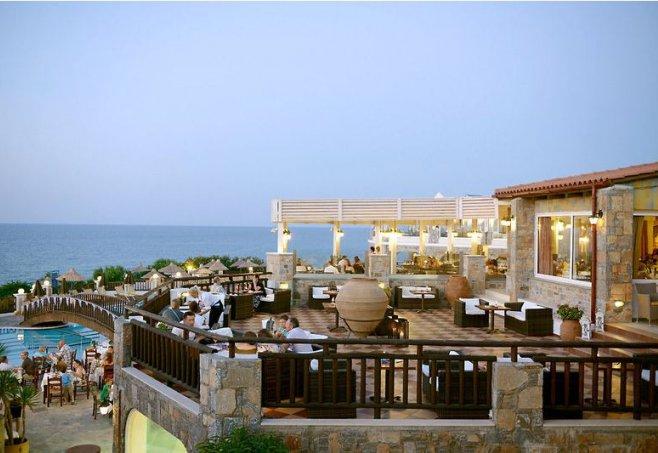 Hotel Alexander Beach Malia Kreta