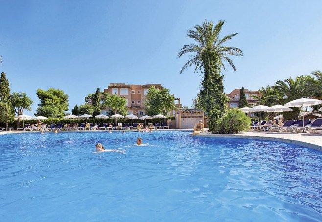 Hotel Ciudad Laurel Cala Millor Aparthotel Mallorca