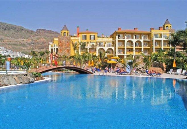 Hotel Cordial Mogan Playa In Puerto De Mogan Gran Canaria