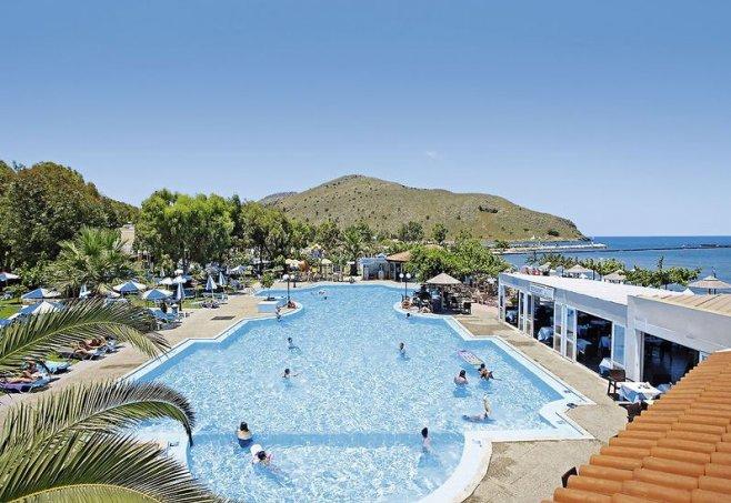 Hotel Corissia Princess In Georgioupolis Kreta Familienhotel