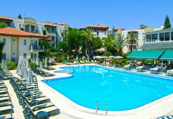 Hotel Gardenia Beach Side