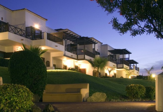 Hotel jardin tecina in playa de santiago la gomera for Jardin tecina gomera
