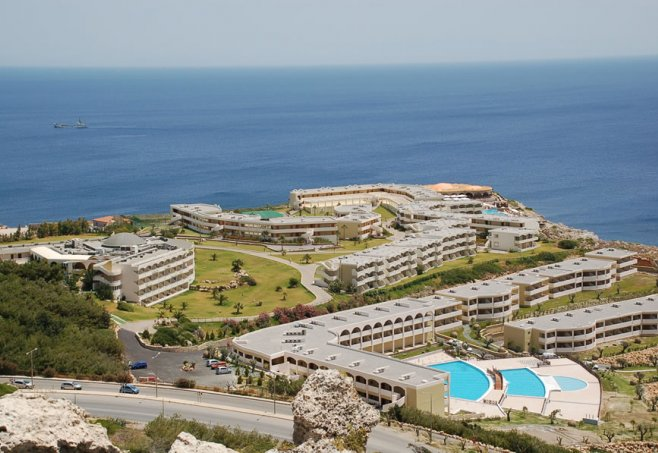 Kalithea Insel Rhodos Eden Roc Resort Hotel Bungalows