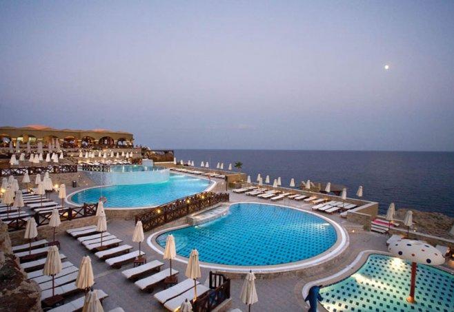 Hotel Kalithea Horizon Royal In Kalithea Rhodos Familienhotel