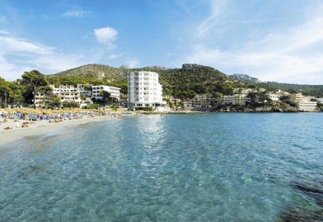 Universal Hotel Aquamarin Sant Elm Mallorca
