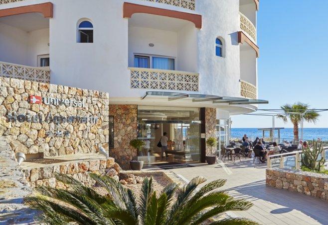Hotel Aquamarin San Telmo Mallorca