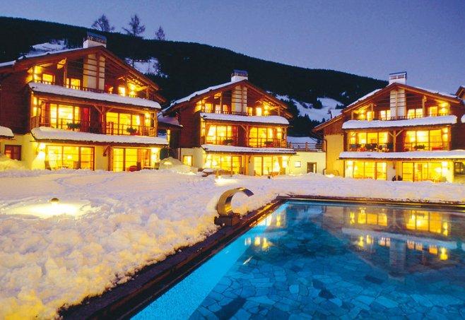 Hotel Post Alpina Vierschach Innichen