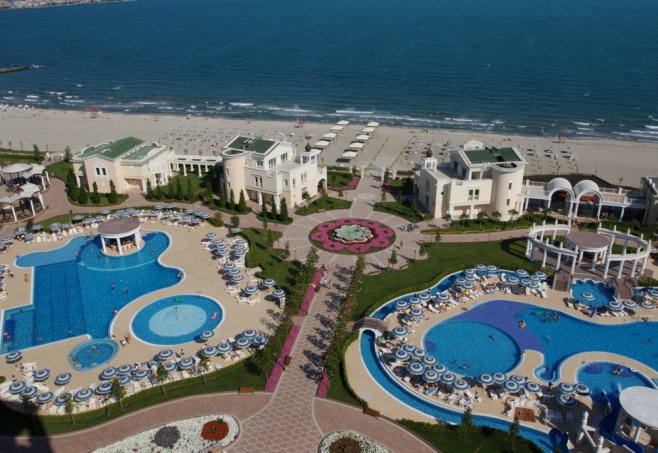 Hotel Sunset Resort Bulgarien Sonnenstrand