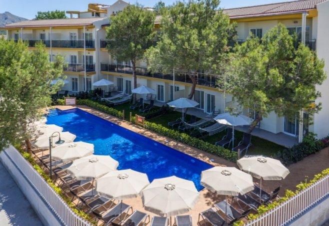 Hotel Bahia Menorca Bewertung