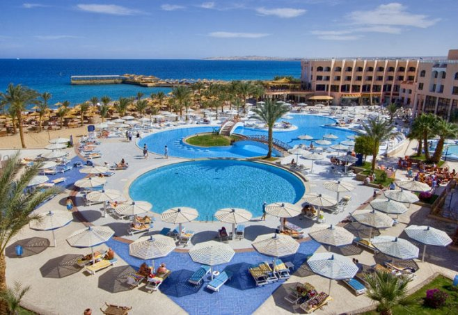 Hotel Beach Albatros Resort In El Gouna Hurghada Safaga Kinderhotel