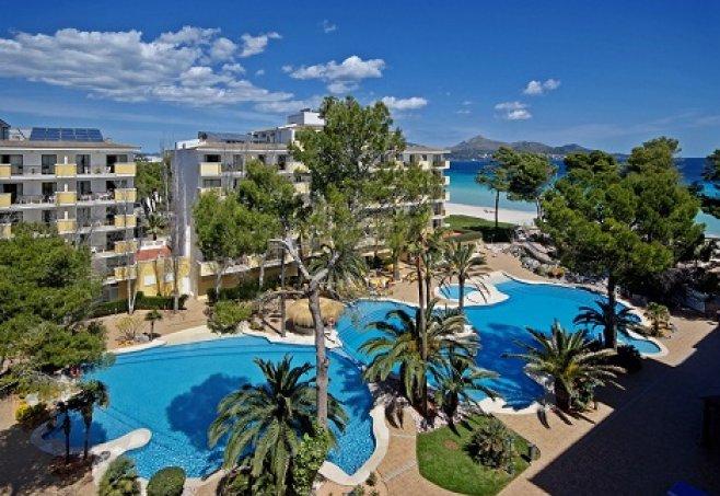 Sterne Hotel Mallorca Am Strand All Inclusive