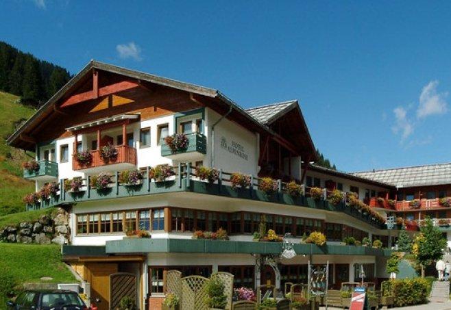 Ifa Alpenrose In Mittelberg Vorarlberg Kinderhotel