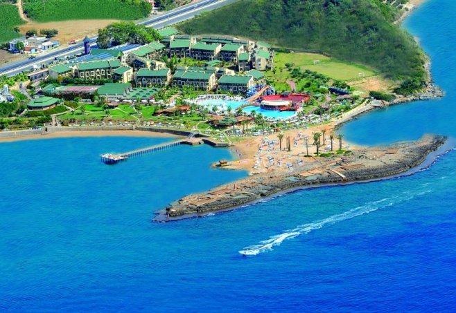 Oz Hotel Incekum Beach