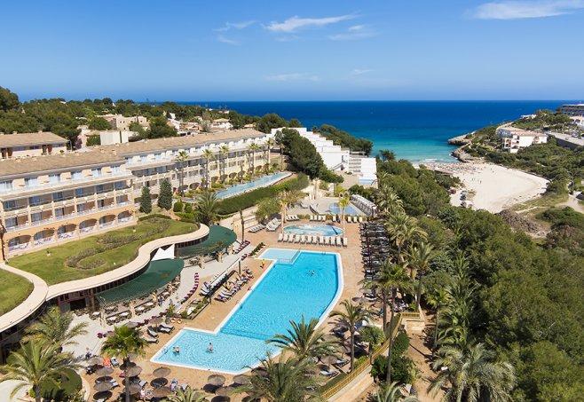 Insotel Cala Mandia Club   Hotel mit Aquapark Mallorca ...