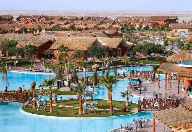 Jungle Aqua Park Resort In Hurghada Safaga Familienhotel Mit Kindern
