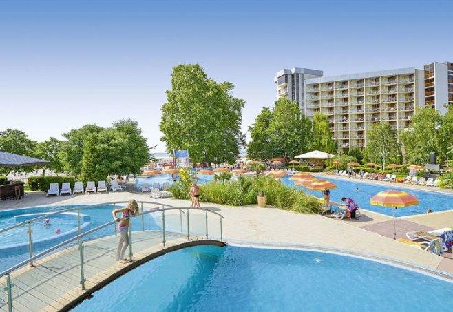 Bulgarien Goldstrand Hotel Karte.Hotel Kaliakra Beach In Albena Goldstrand Club Family