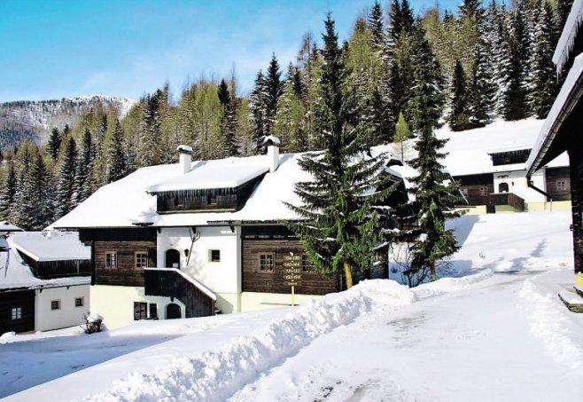 kirchleitn oesterreich kaernten hotel winter