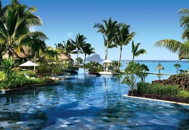 La Pirogue Resort Spa Flic En Flac Kinderhotel Mauritius
