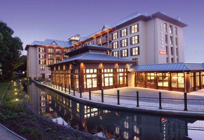 Lindner Hotel Hamburg Angebote