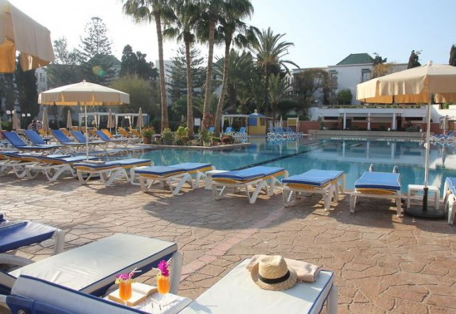 Lti Agadir Beach Club Bewertung