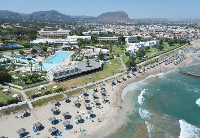 Hotel Lyttos Beach Auf Kreta