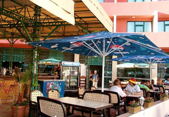 Bulgarien Sonnenstrand Hotel Mena Palace