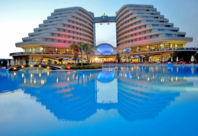 Miracle Resort In Lara Turkische Riviera Kinderhotel