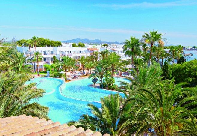 Hotel Primasol Cala Dor Gardens Mallorca Familienhotel
