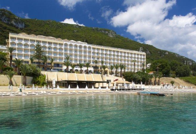 Hotel Primasol Ionian Sun Korfu Familienhotel