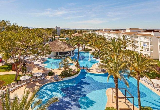 Prinsotel La Dorada In Alcudia Mallorca Familienhotel
