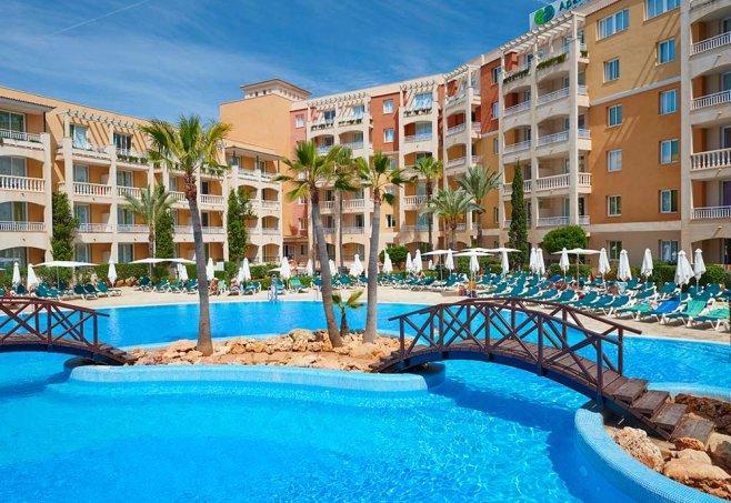 Hotel Protur Safari Park Sa Coma Majorca