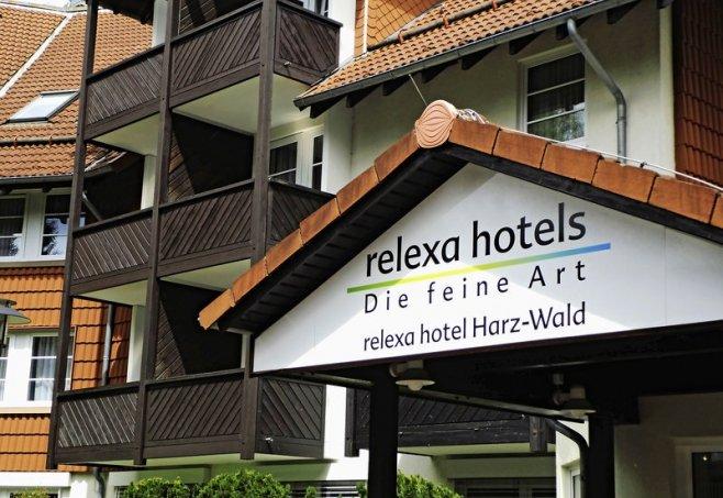 Relexa hotel harz wald in braunlage harz familienhotel for Hotel mit schwimmbad harz