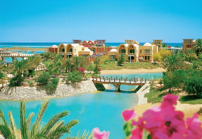 Sheraton Miramar Resort In El Gouna Hurghada Familienhotel