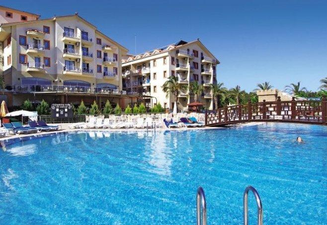 Hane Sun Hotel Side Bewertung