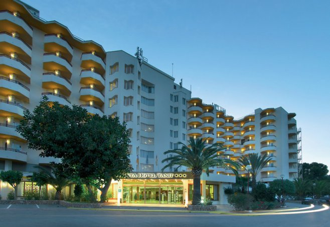 Fiesta Hotel Tanit Ibiza Bewertung