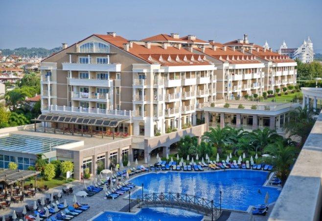 Hotel trendy aspendos beach in side t rkische riviera for Trendy hotel