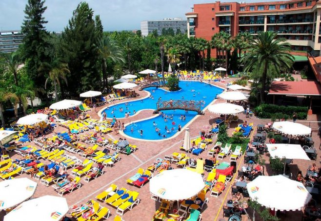 Hotel Salou Villa Romana