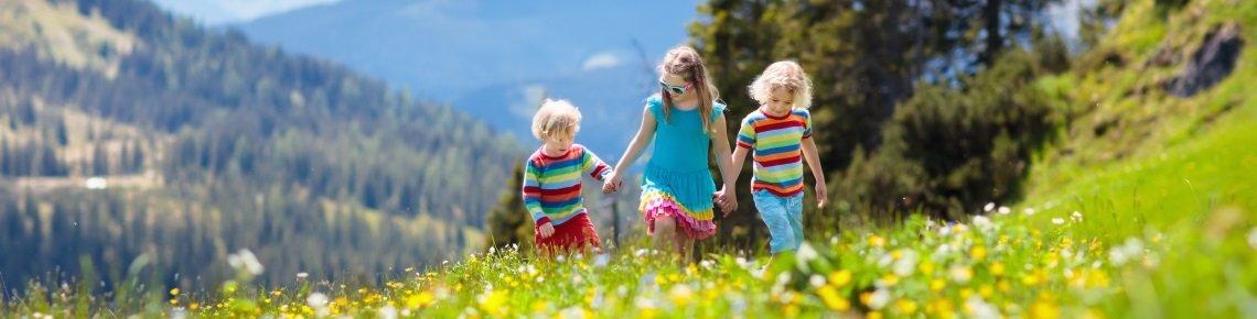 Ein Kurzurlaub mit Kindern