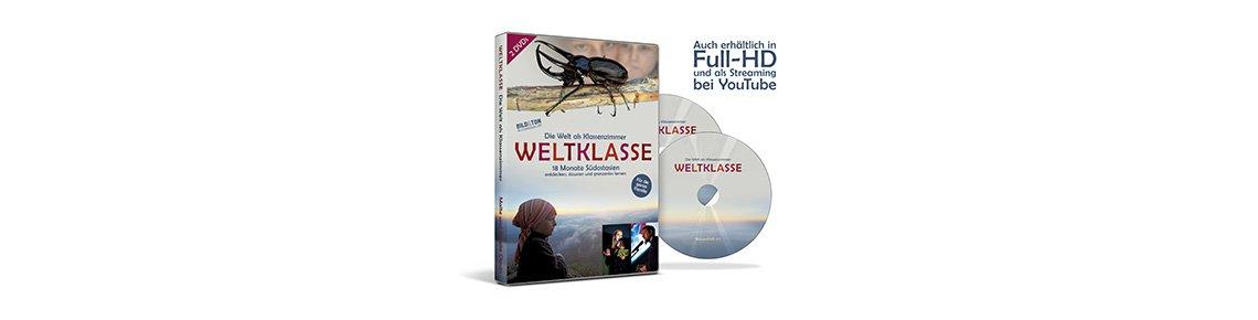 Reisemagazin DVD Weltklasse