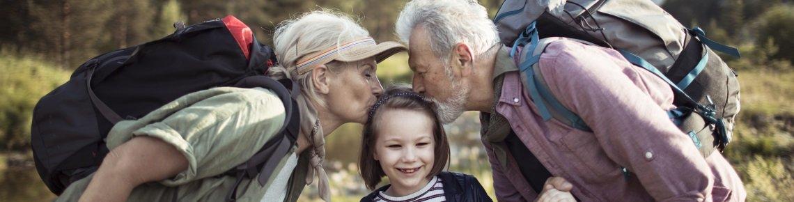 Generationenübergreifend gut – Ein Urlaub mit den Großeltern
