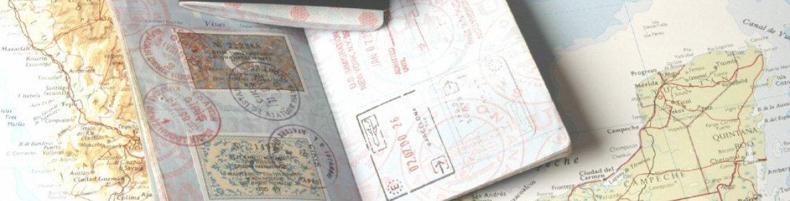 Kinder benötigen Reisedokumente