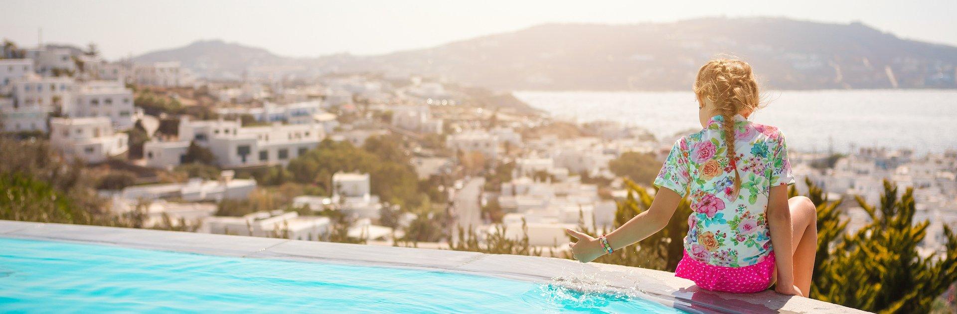 Familienhotels auf den griechischen Inseln