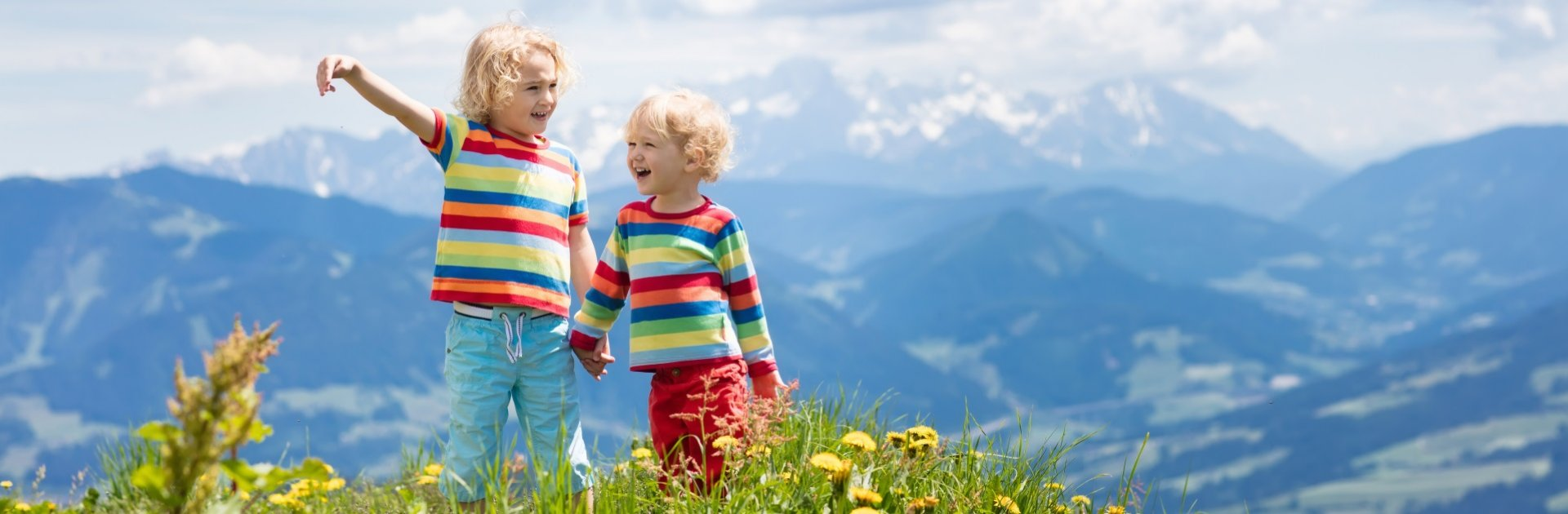Kinderhotels in Österreich