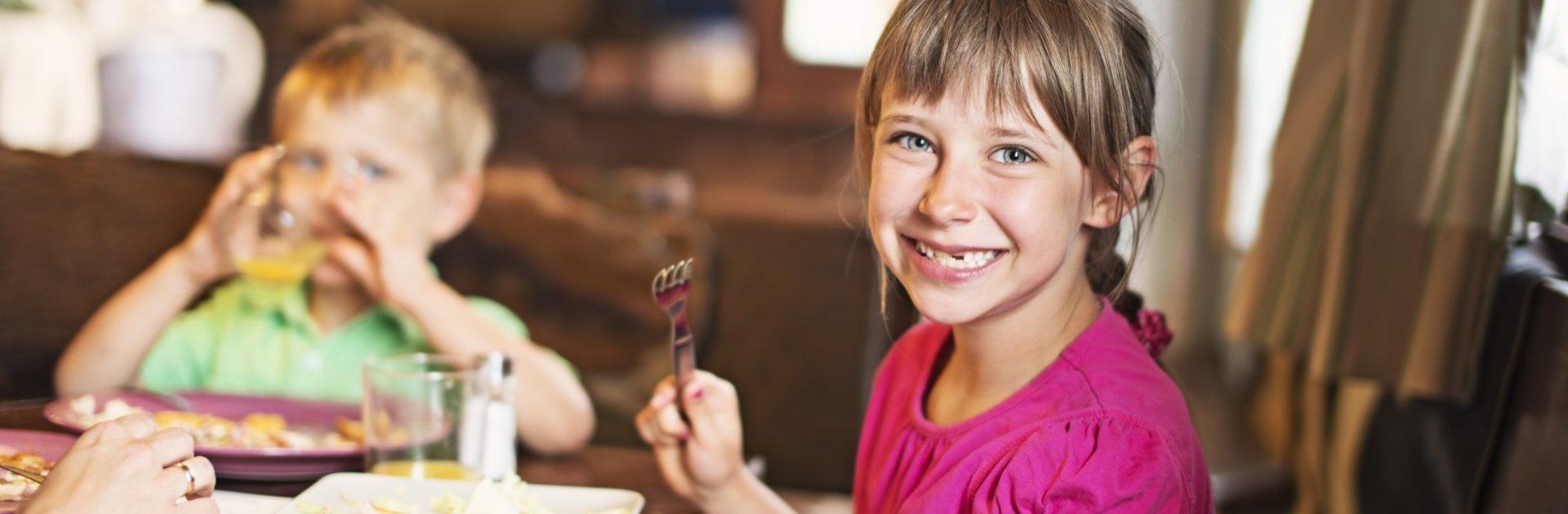 Gourmet-Hotels für Familien