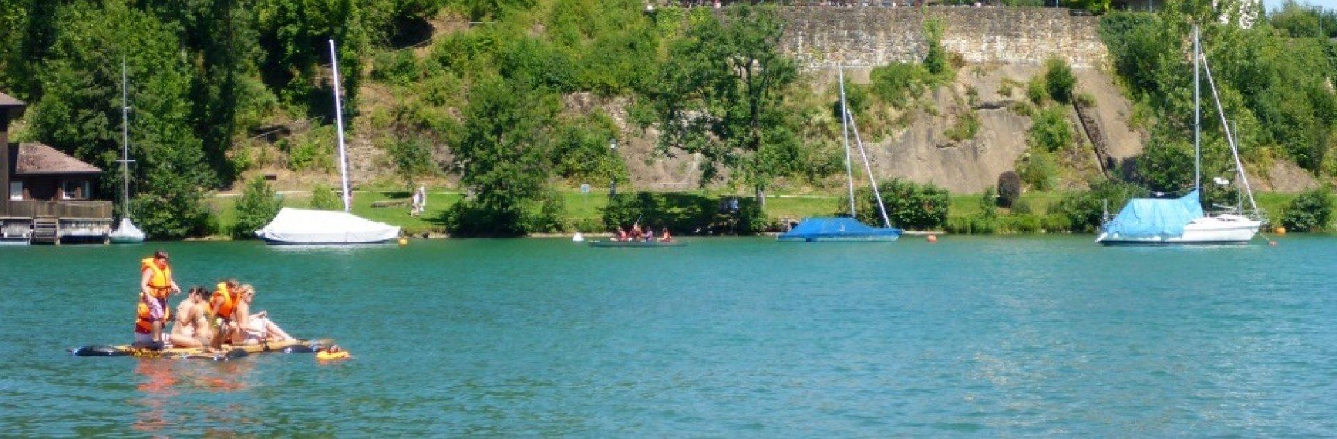Familienaktivwoche Salzburger Seenland