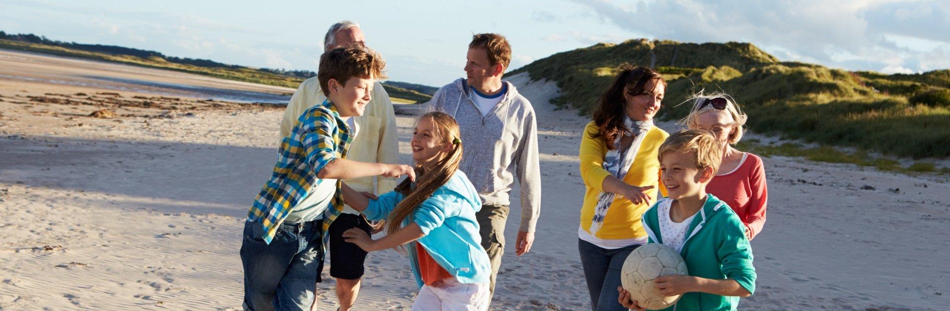 Ferienunterkünfte für Großfamilien