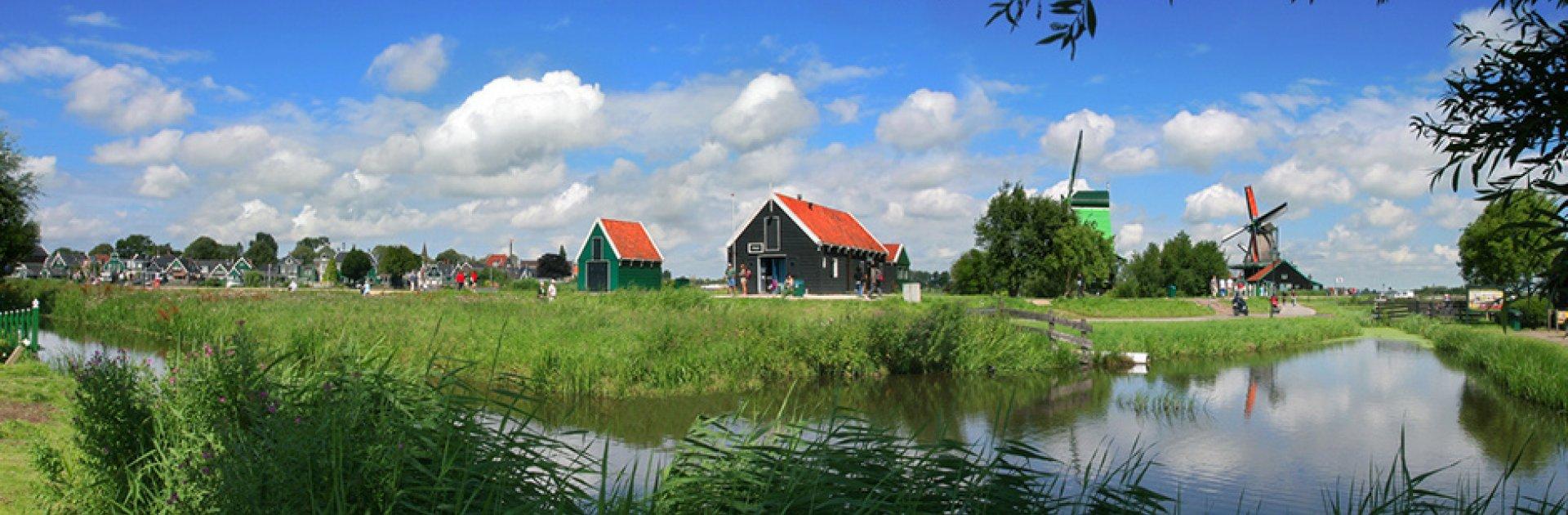 Ferienhäuser in den Niederlanden